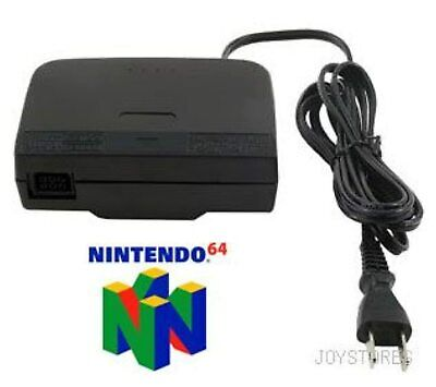 Nintendo 64 Replacement AC Adapter Wall Power Charger For N64 Brand New 0Z