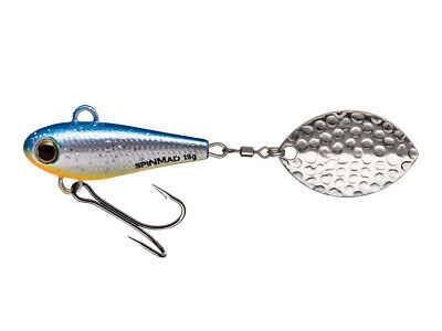 Spinmad Jag / Spinning Tail / 35mm / perch, pike, zander, asp, trout / COULEURS