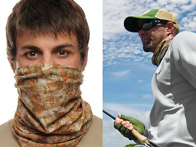 Angler High UV Buff / Multifonctionnel Chapeaux / scarf, headband, balaclava