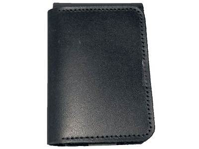 Leather ID / Warrant Card Holder / Wallet for POLICE SECURITY OFFICER PCSO COP