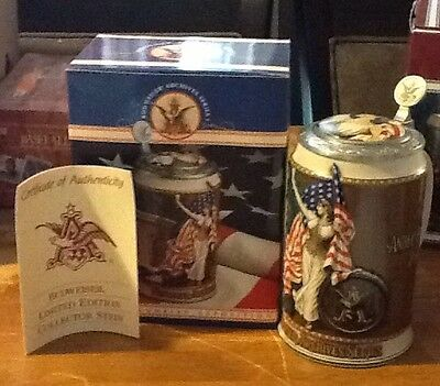 Budweiser Archives Series 1 1893 Columbian Exposition Eb123