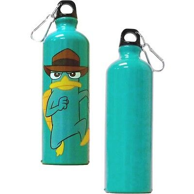 Disney Marching Agent Perry Phineas & Ferb Aluminum Water Bottle