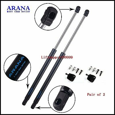 2 Rear Trunk Gas Lift Supports Struts Pops For 2003-2008 Nissan 350Z Coupe