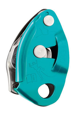 GRIGRI 2 Belay Rappel Device D14BT Turquoise by PETZL