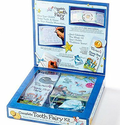 Baby Tooth Album Fairyland Complete Collection Kit, Blue
