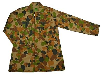 AUSCAM KIDS CAMOUFLAGE PATTERN LONG SLEEVE SHIRT - Size 8 to 14