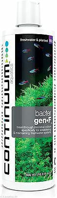 CONTINUUM BACTER GEN F for  FRESHWATER AQUARIUMS (Setting up the perfect tank)