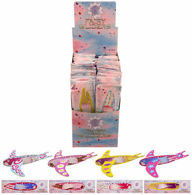 4x Fairy Flying Gliders