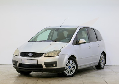 FORD FOCUS C-MAX 5-doors 2003-2011 4-pc wind deflectors HEKO Tinted