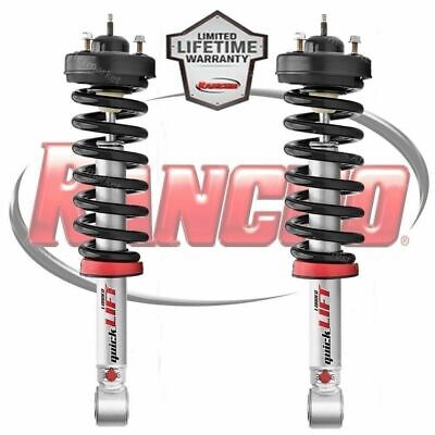 Rancho Loaded quickLIFT Complete Strut Assembly Fits 2007-2016 GMC Sierra 1500