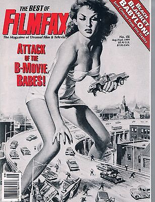 Filmfax #46 B-Movie Babes Beach Party Babylon Surf Cinema of the 60s 1994