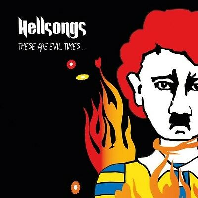 These Are Evil Times - HELLSONGS [2x LP]