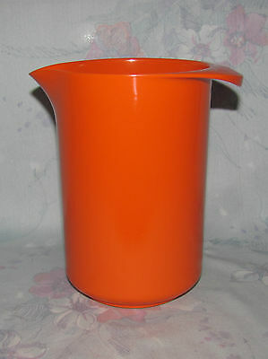 Rosti Denmark Orange 1 Litre Pitcher - Midcentury Modern - Utensil Holder