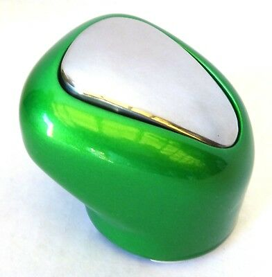 gear shift knob 9 10 speed classic green plastic Freightliner Peterbilt