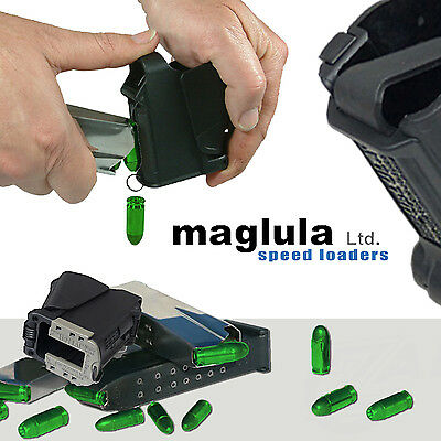 Maglula Speed Loader Lula For ALL Magazine Model 22LR to .380ACP, 9mm to .45ACP
