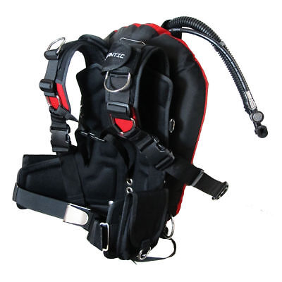 Palantic Xtreme 22lbs Donut Wing Single Tank SS Backplate & Harness Deluxe Set