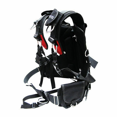 Palantic Tech Diving Harness System with SS Backplate
