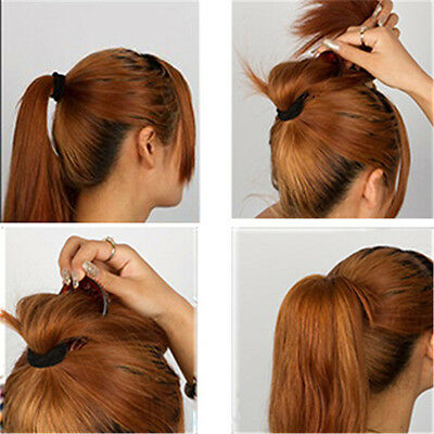 Bump Up Inserts Hair Comb Hair Clip Styler Bumpits Ponytail Bouffant Tool