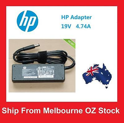 Laptop Adapter Battery Charger For Hp Pavilion Dv4 Dv5 Dv6 Dv7 19V 4.74A 90W