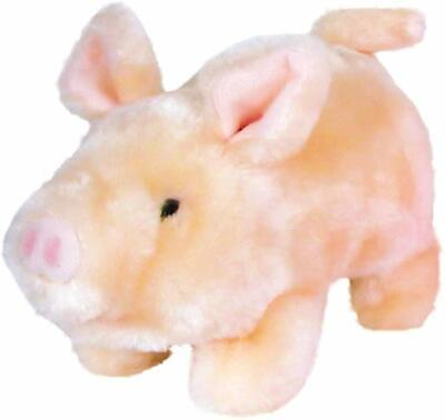 Walking Grunting Oinking Pig With Wiggling Tail And Snuffling Nose