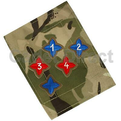 New PCS ACF Proficiency Star Badges (Pack of 10)