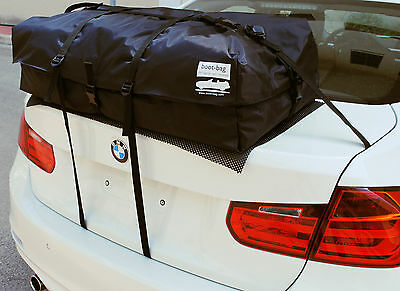 BMW 3 Series Saloon & Coupe - Roof box,roof rack,boot rack : Boot-bag
