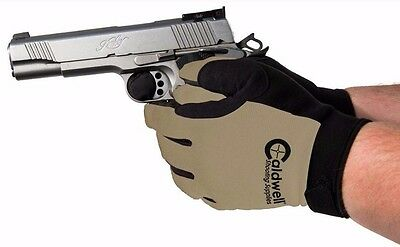 Caldwell Shooting Supplies Ultimate Shooting Gloves SM/M or L/XL
