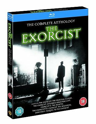 The Exorcist Complete Anthology (Blu-ray)
