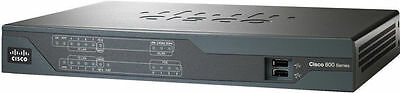 CISCO 891 ROUTER - BRAND NEW & SEALED (Cisco891-K9)