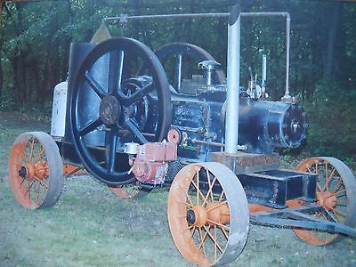 Antique Vintage Farm Oil Field 25 H.P. Engine Superior Model 25C