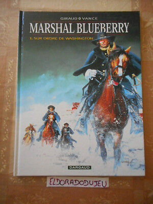 Eldoradodujeu > Bd Marshal Blueberry 1 Sur Ordre De Washington -Dargaud 2000 Tbe