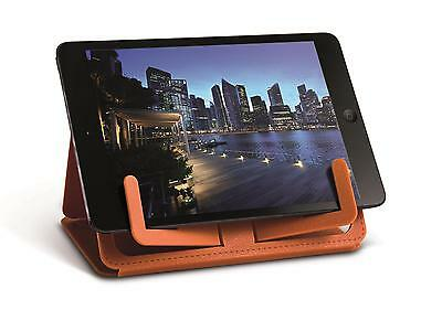 The Travel Book/Tablet/iPad Rest - City Tan