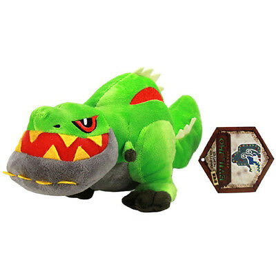 ON SALE! Capcom Monster Hunter Ibirujo / Deviljho Stuffed Plush Doll