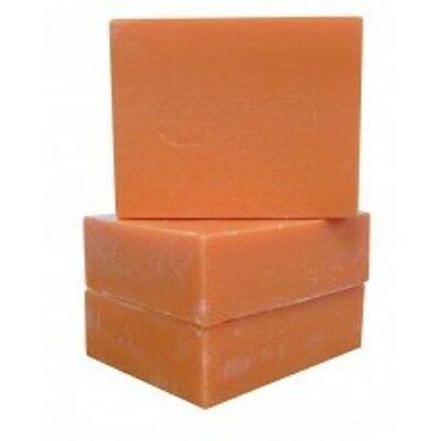 5 AUS Made Natural Paw Paw (Papaya) Soap 100g each PERFECT 4 SENSITIVE SKIN