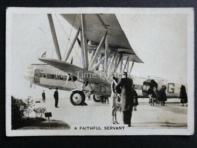 No.37 HANDLEY PAGE H.P. 42 IMPERIAL AIRWAYS RP Flying - Pattreiouex 1938