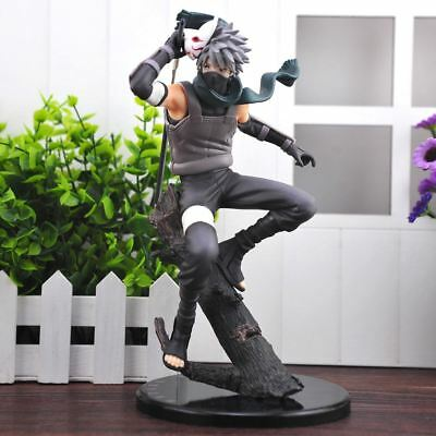 "NARUTO Hatake Kakashi 8"" Action Figure Ver. Dark Side Toys"