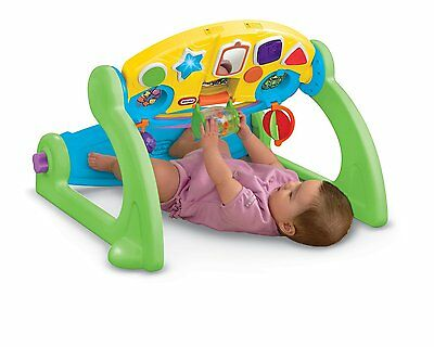 Little Tikes 5-in-1 Growing Gym New Toy Perfect Christmas Gift 0050743635908 TT