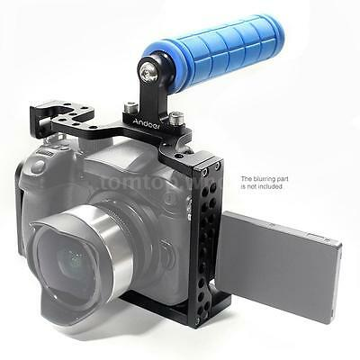 Compact Cage Rig Top Handle Grip for BMCC Panasonic Lumix GH3 GH4 Camera R1X4