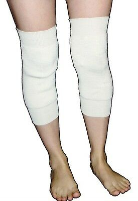 Large Thermal Knee Joints Warmers Flexible & Elasticated - New - German Army