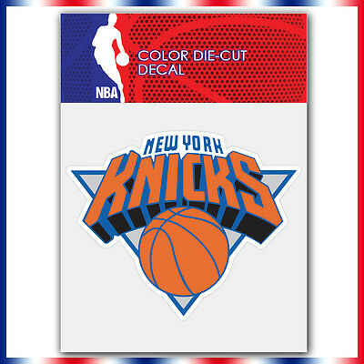 super popular ccb9e c38cc New york knicks NBA Die Cut Vinyl Sticker Car Bumper Window ...