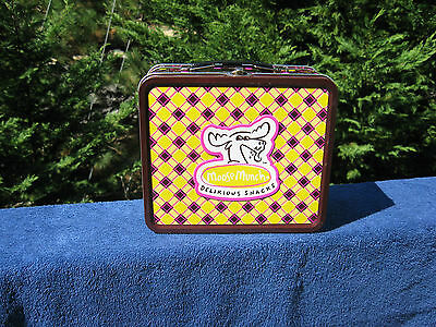 Moose Munch Metal Lunch Box Only