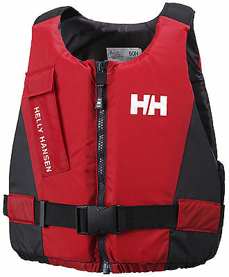 Helly Hansen Rider Buoyancy Vest 33820/164 Red NEW