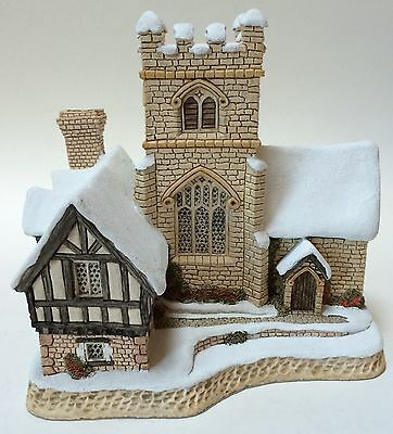 David Winter Cottages A Christmas Carol Cottage House Building With COA 1989