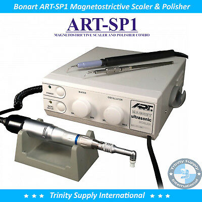 ART-SP1 MAGNETOSTRICTIVE SCALER + POLISHER COMBO FOR VETERINARY by BONART
