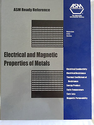 Electrical and Magnetic Properties of Metals