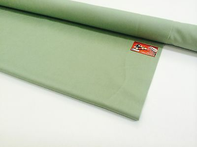 ENGLISH Hainsworth Pool Snooker Billiard Table Cloth Felt 8ft SAGE LIGHT GREEN