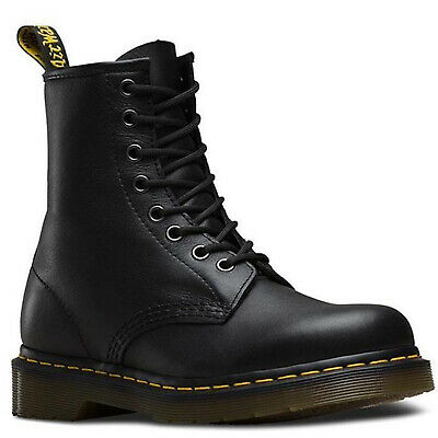 Dr. Martens Unisex 1460Z DMC 8 Lace Up Genuine Soft Leather Boots Shoes Doc New