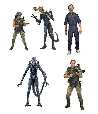NECA Aliens Action Figures - Choose Your Own
