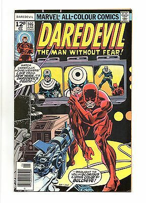 Daredevil Vol 1 No 146 Jun 1977 (VFN+) Marvel Comics, Bronze Age (1970 - 1979)