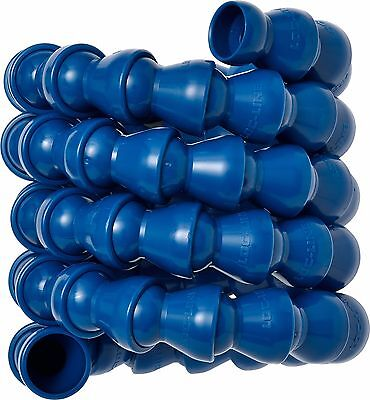 "(1) 5' Long Coil of 1/2"" Blue Loc-Line® USA Original Modular Hose System #59859"